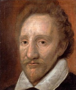 Richard Burbage, the great early-modern dramatic actor.