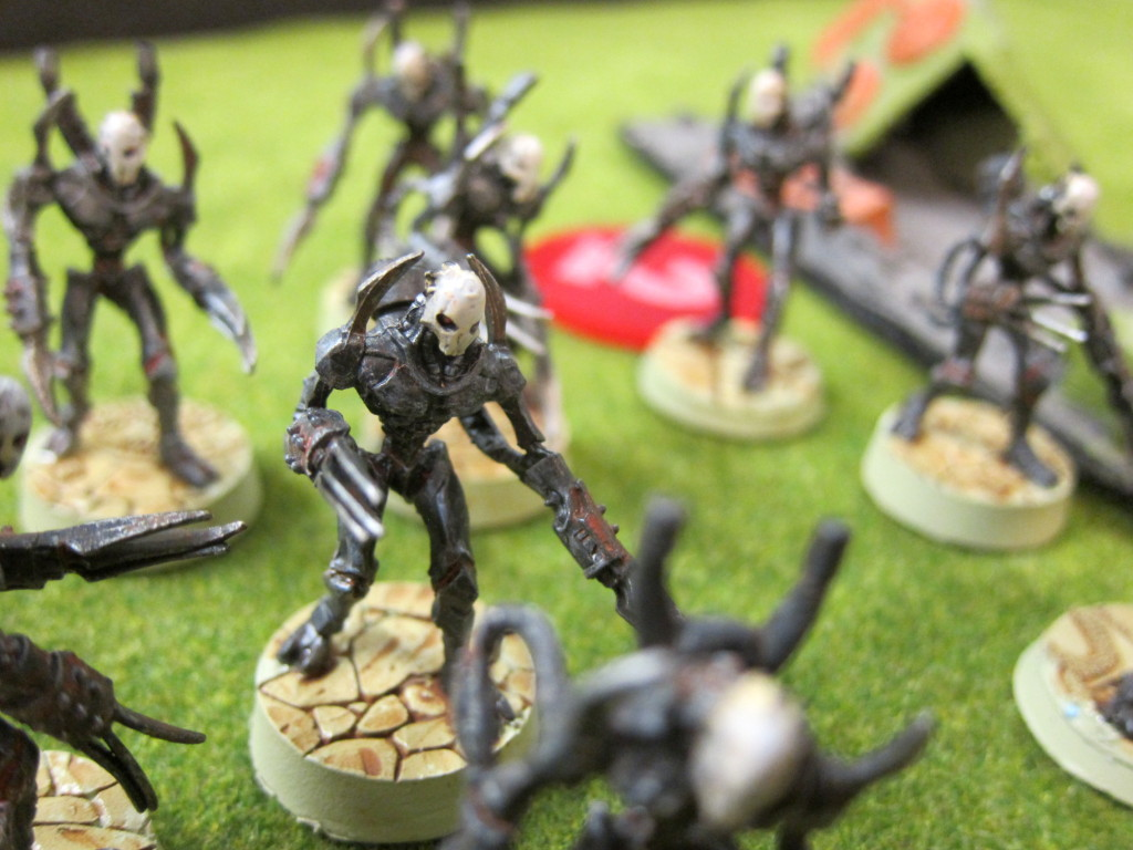 Never fear, the Maynarkh are here! Lovell H's alternate Necrons for the Forge World dynasty.