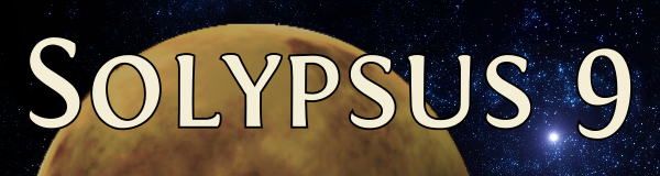 Banner for the Solypsus 9 campaign.