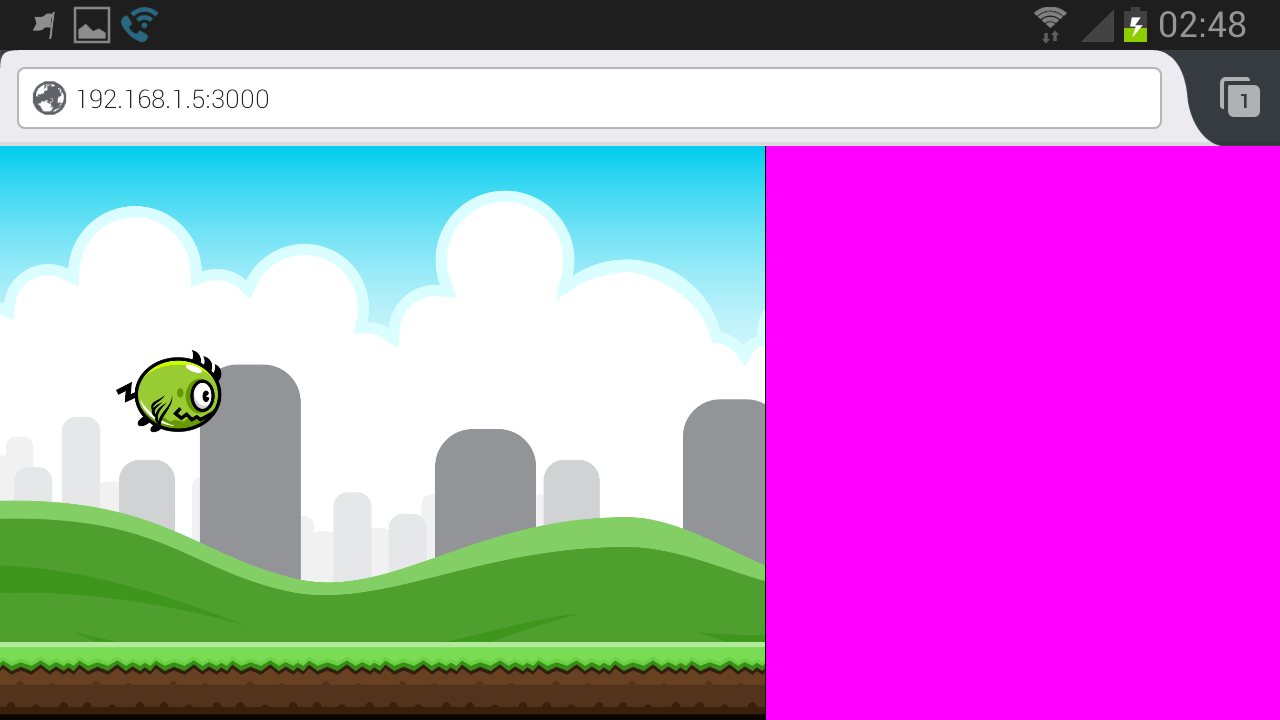 Basic Scaling, Animation, and Parallax in Pixi js v3