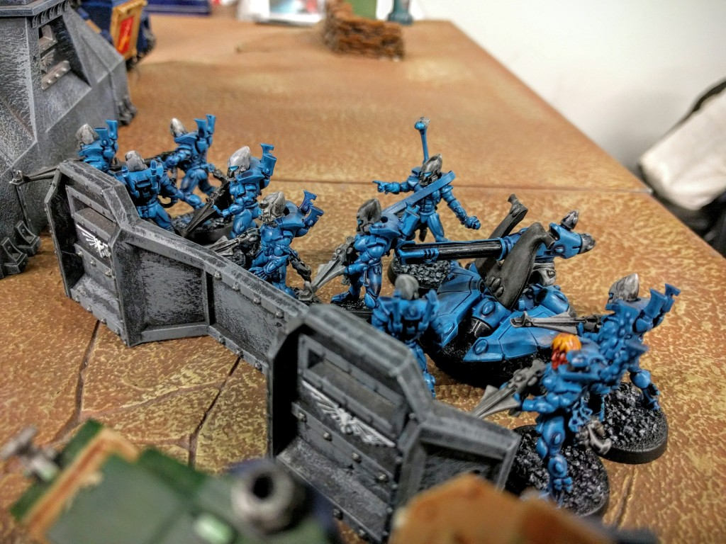 The Eldar are ready for you!